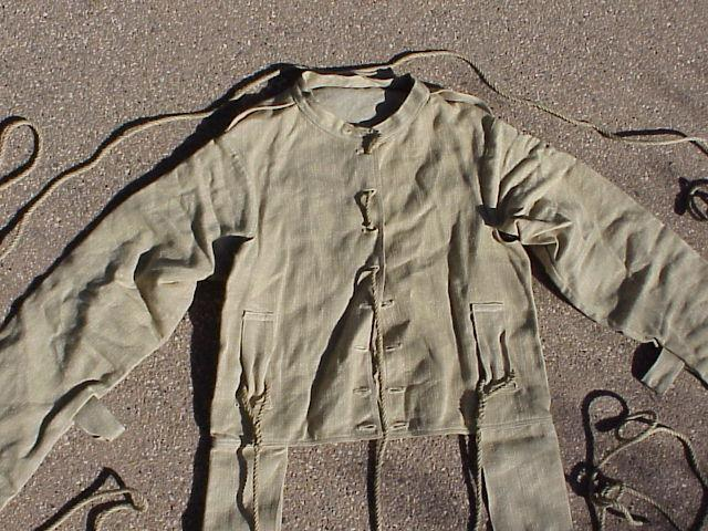 Antique Straight Jacket For Sale - JacketIn