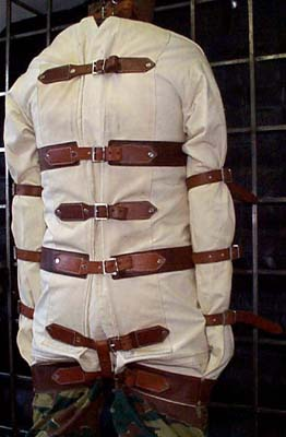 People Who Are Put In Straight Jackets szC7M1