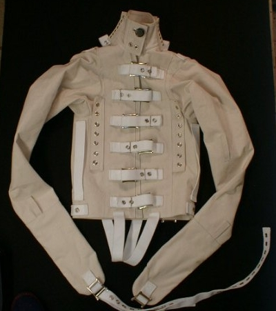 Make Your Own Straight Jacket 067Rhm