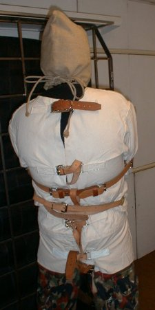The Straitjacket Page
