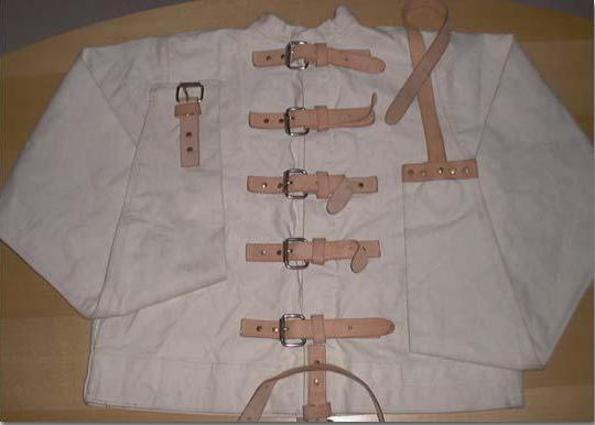 Magicians Straight Jacket