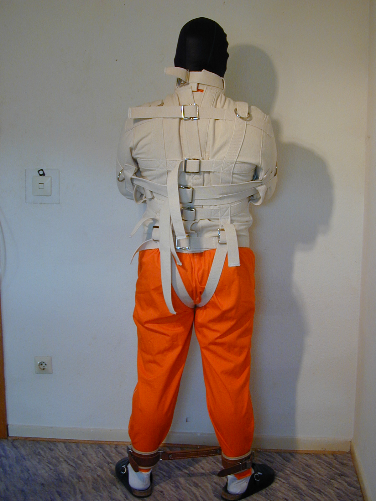 Orange Straight Jacket Jackets Review