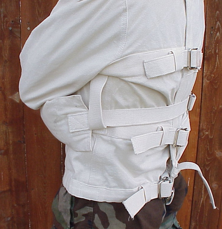 Thwarting a Straitjacket Escape