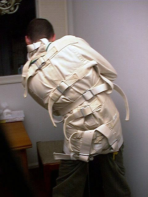 A Modified Posey Straitjacket